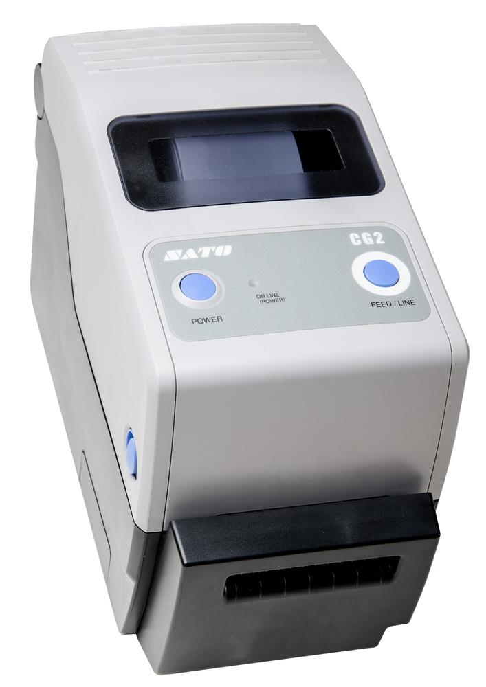 D-2 Drukarka raportów/kodów SATO (USB)