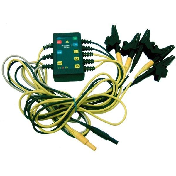 AutoISO-1000 Adapter do pomiarów kabli i przewodów wielożyłowych