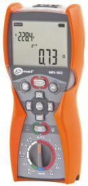 Miernik parametrów instalacji elektrycznych MPI-502 - 1