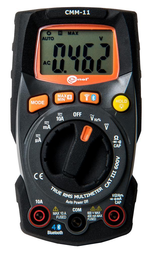 CMM-11 Multimetr