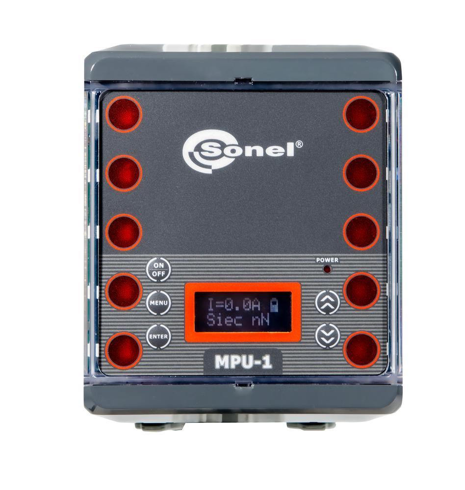 MPU-1 Sygnalizator alarmowy prądu upływu