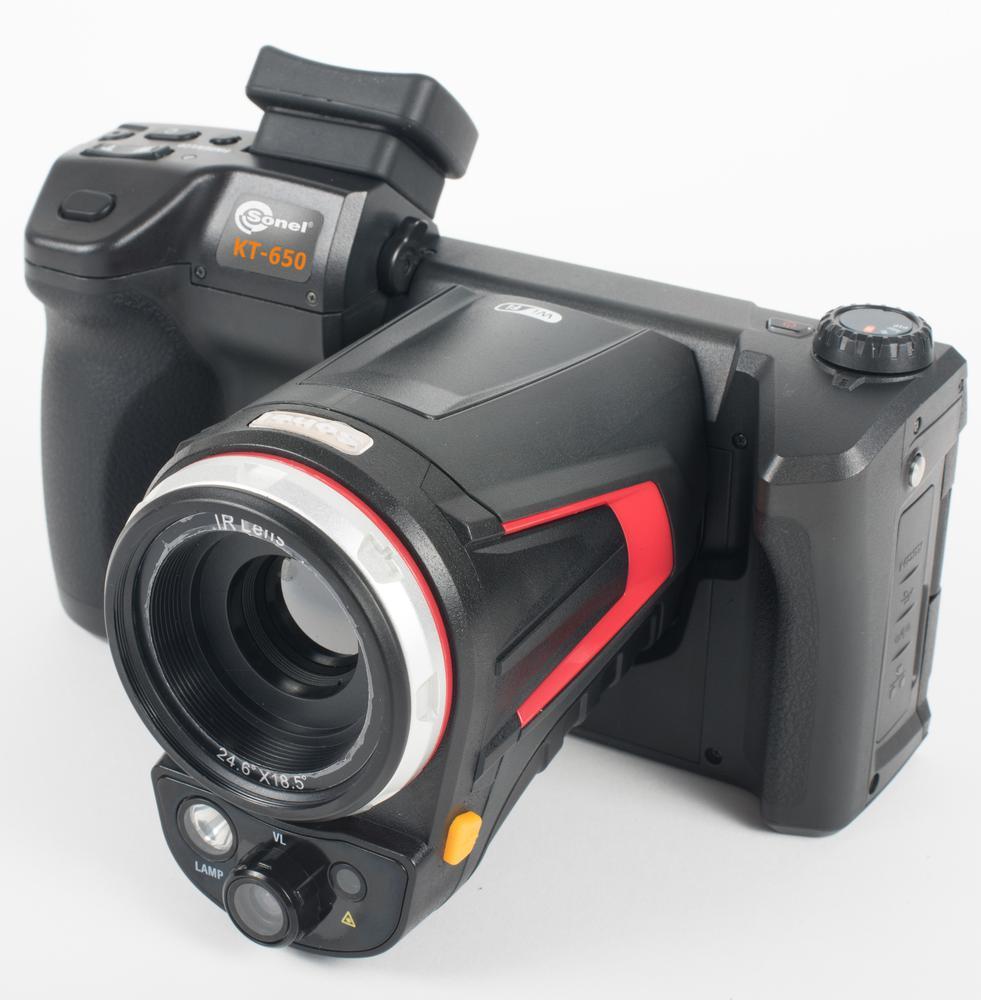 KT-650 Kamera termowizyjna