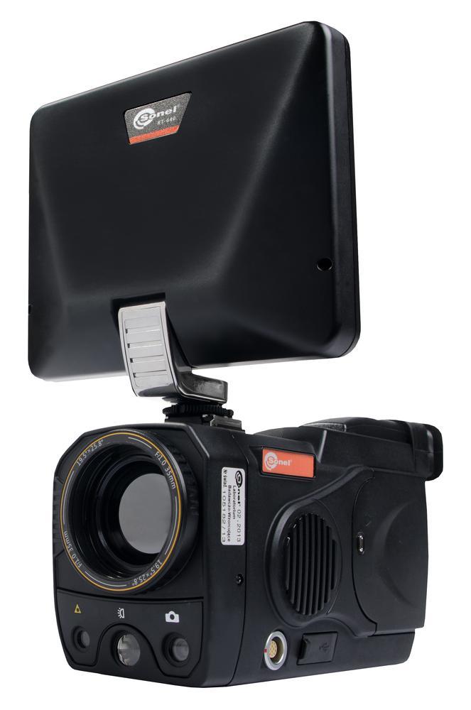 KT-640 Kamera termowizyjna