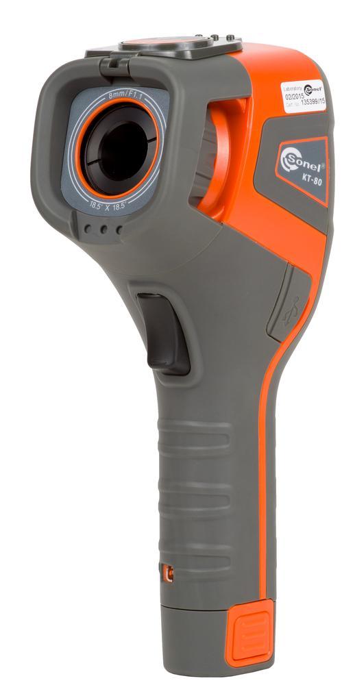 KT-80 Kamera termowizyjna