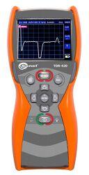 Reflektometr TDR-420