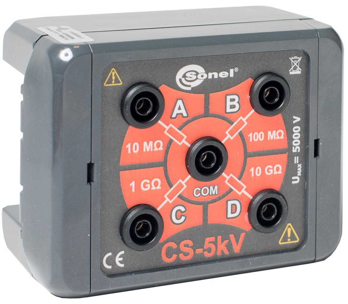 CS5KV Adapter skrzynka kalibracyjna 5kV