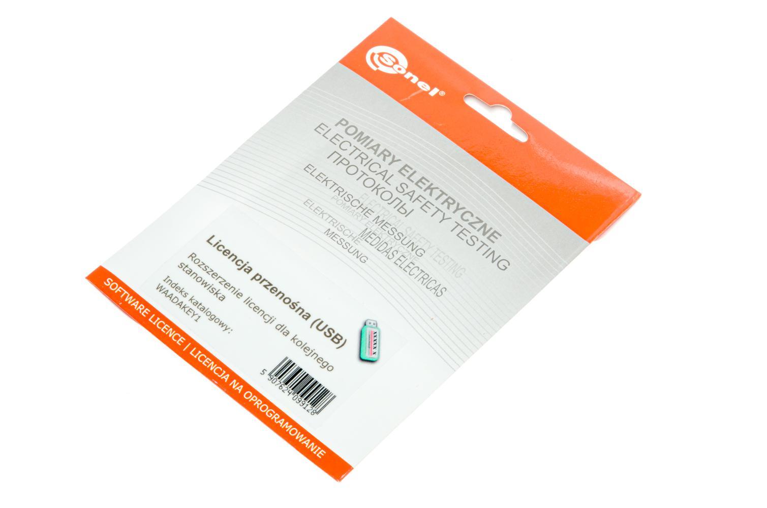 Adapter USB Adapter USB - rozszerzenie licencji dla kolejnego stanowiska