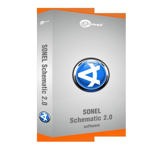 Sonel Schematic 2 Program do tworzenia szkiców, planów i schematów