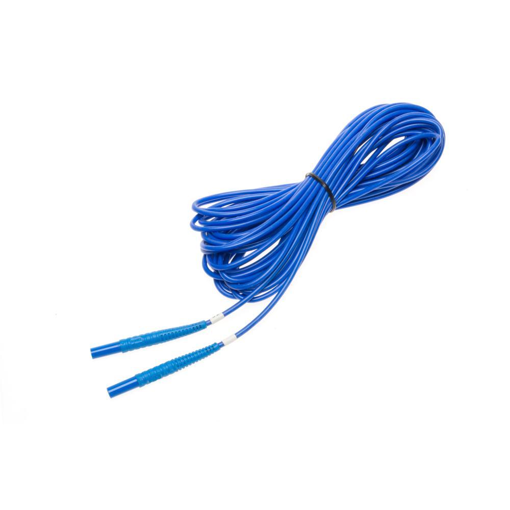Przewód 10 m 1 kV U1 niebieski