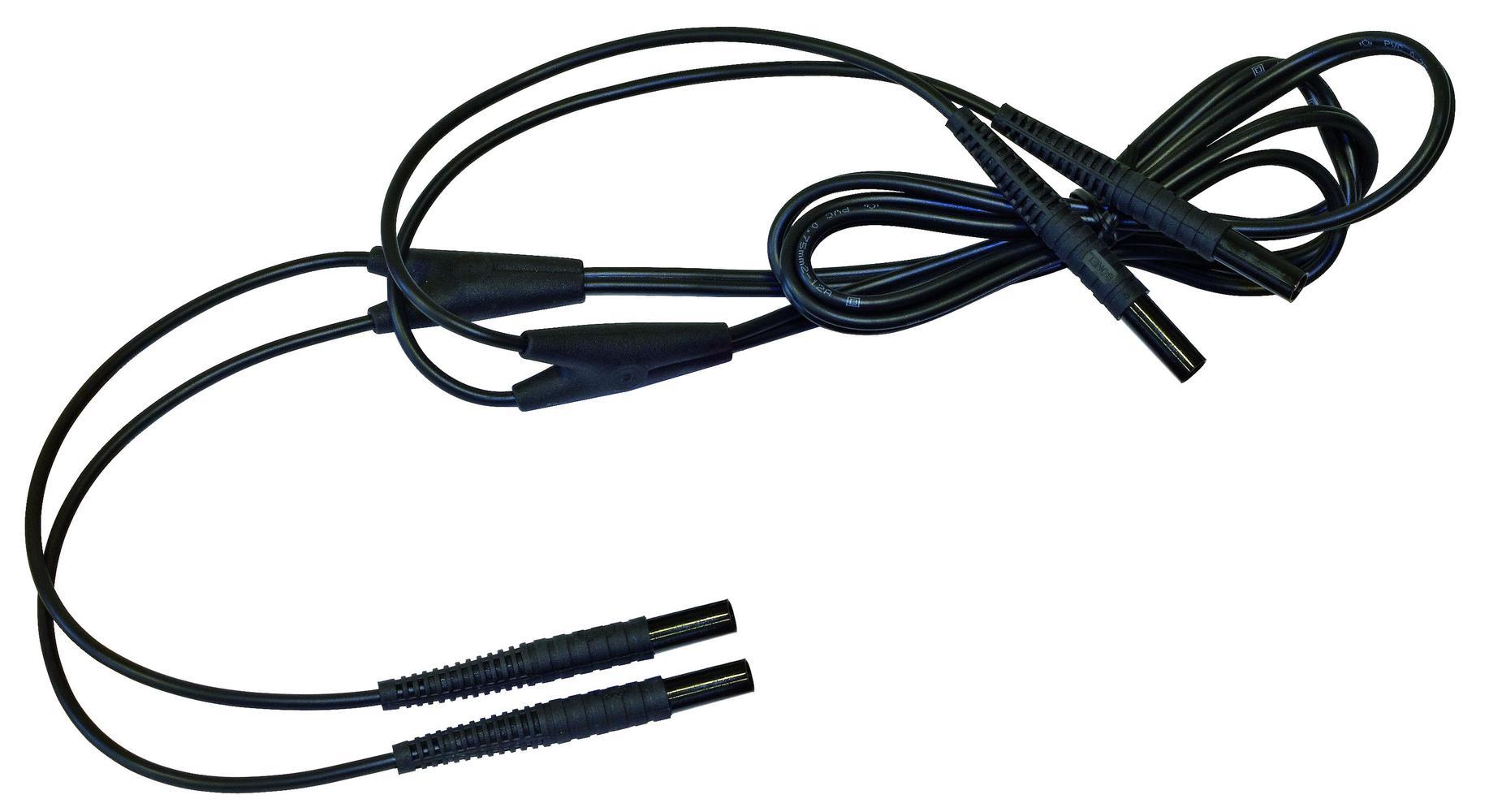 null Przewód 2 m dwużyłowy do cęgów N-1