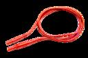 Przewód 2 m czerwony CAT IV 1000 V (wtyki bananowe z bezpiecznikiem 10 A)