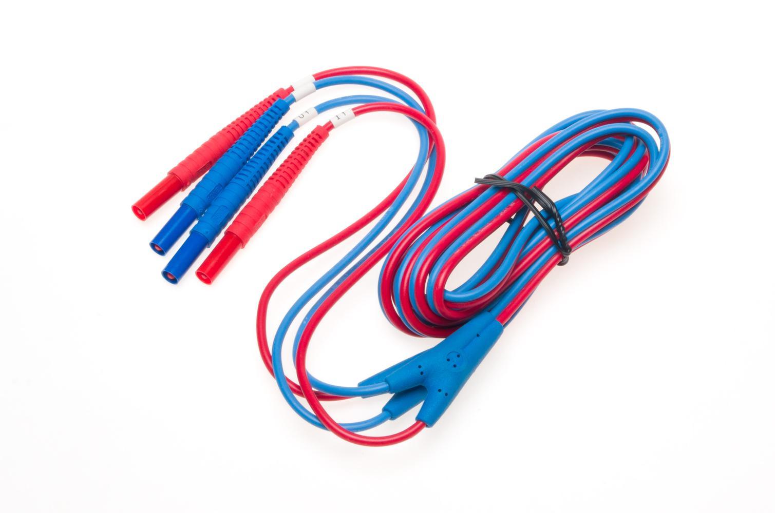 null Przewód 3 m dwużyłowy (16 / 32 A) U1 / I1