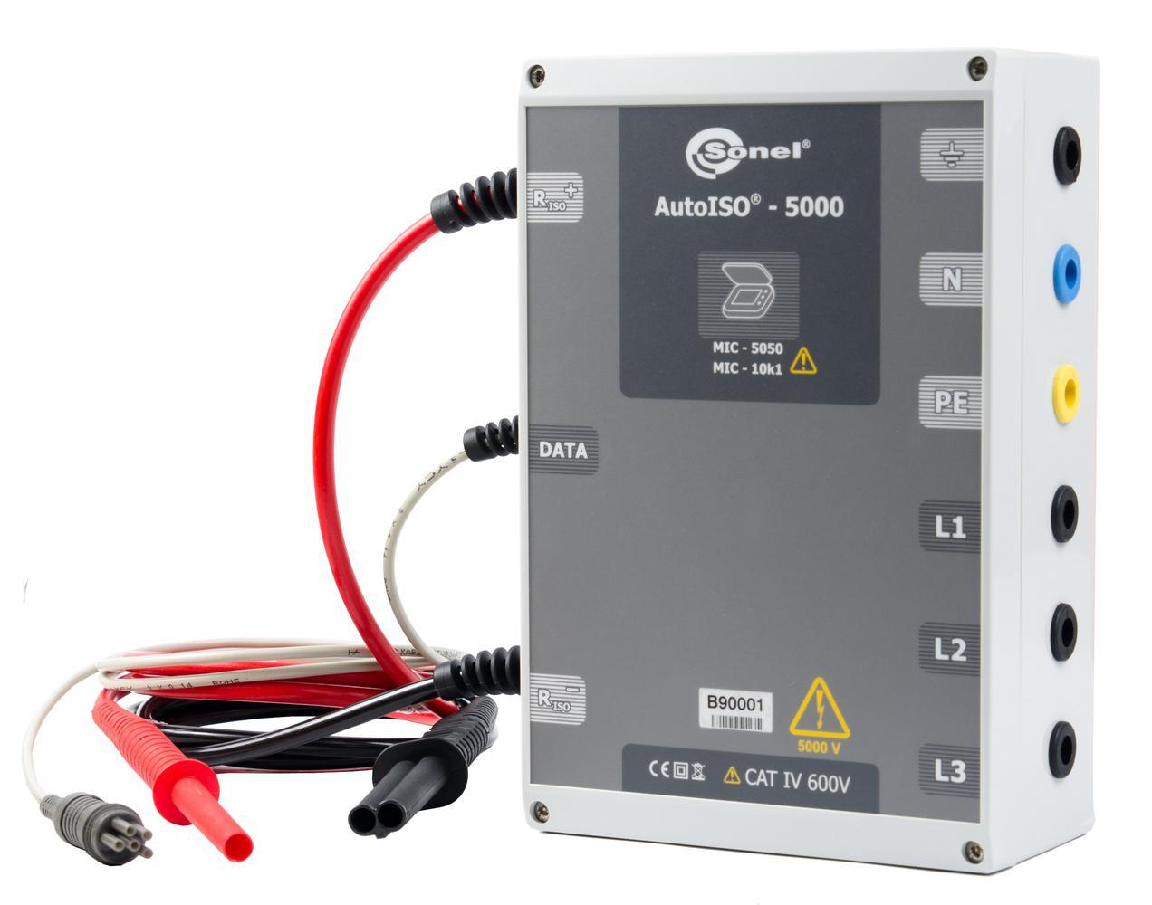 AutoISO-5000 Adapter do pomiarów kabli i przewodów wielożyłowych