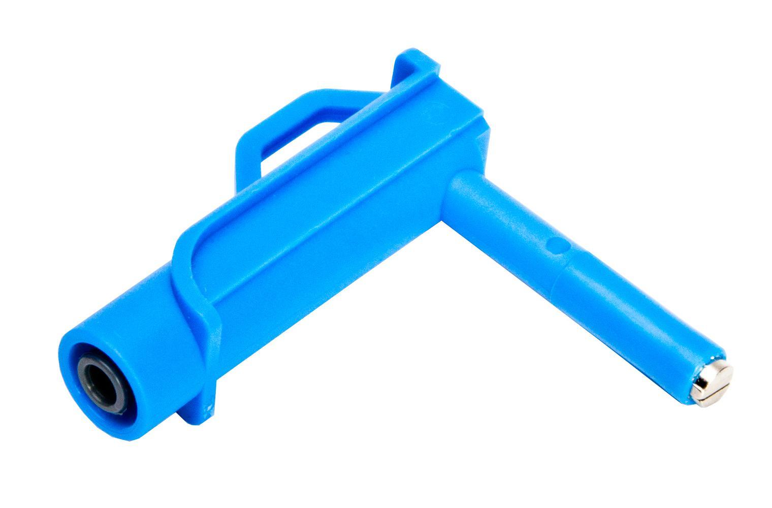 null Adapter napięciowy magnetyczny - niebieski