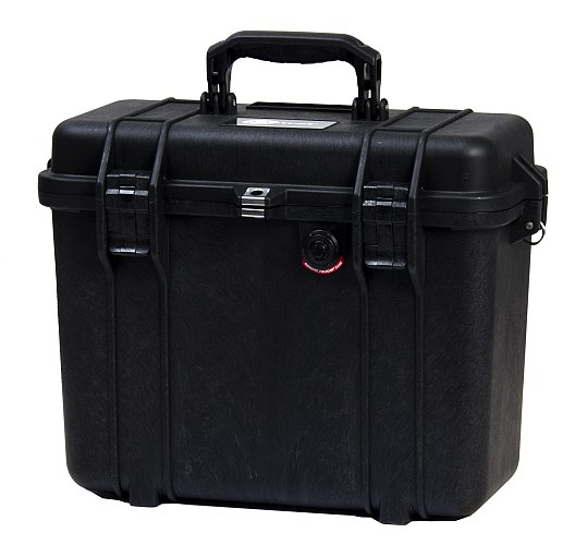 L-3 Twarda walizka