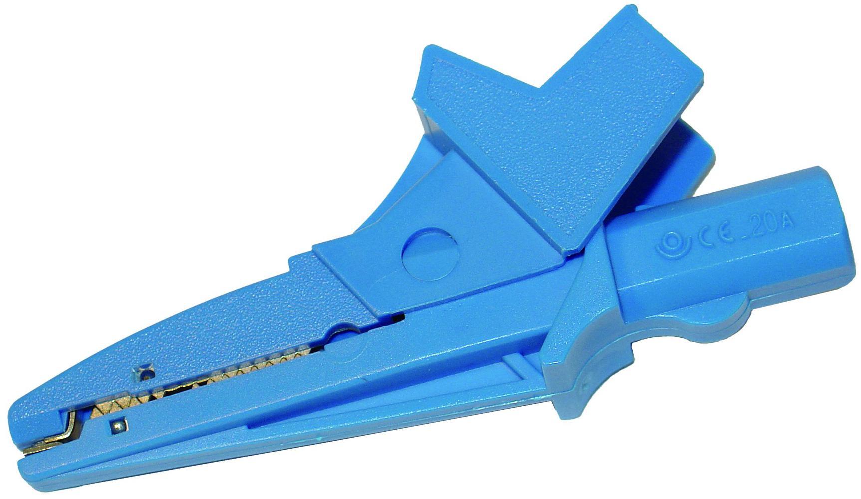 K-02 Krokodylek niebieski 1 kV 20 A