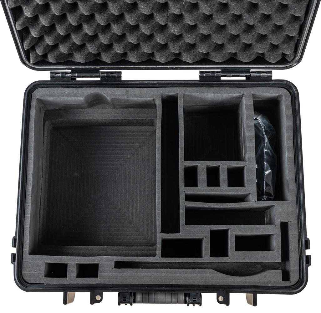 XL-12 Twarda walizka do Sonel MPI-540/ MPI-535/ PQM-707