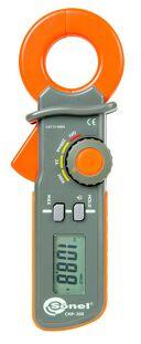 Cęgowy miernik upływu prądu przemiennego CMP-200
