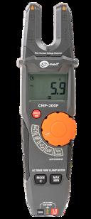 Cęgowy miernik widełkowy prądu AC CMP-200F