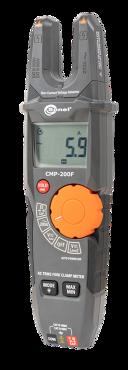 Cęgowy miernik widełkowy prądu AC CMP-200F - 4