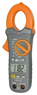 Cyfrowy miernik cęgowy CMP-400 - 1