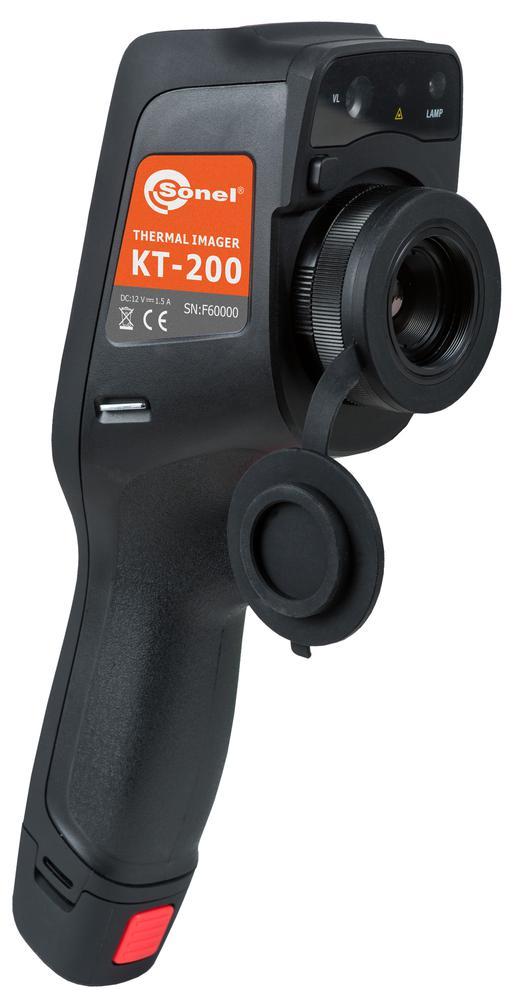 KT-200 Kamera termowizyjna