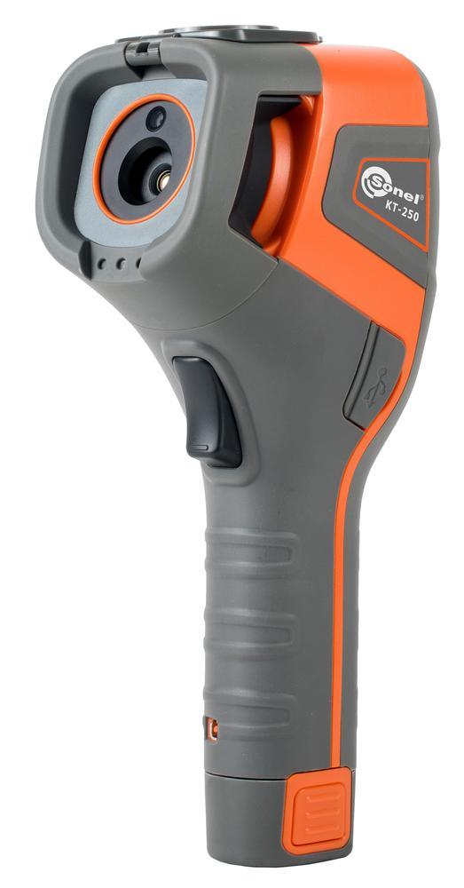 KT-250 Kamera termowizyjna