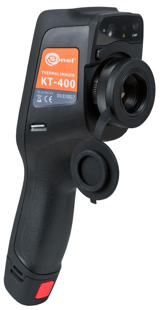 KT-400 Kamera termowizyjna