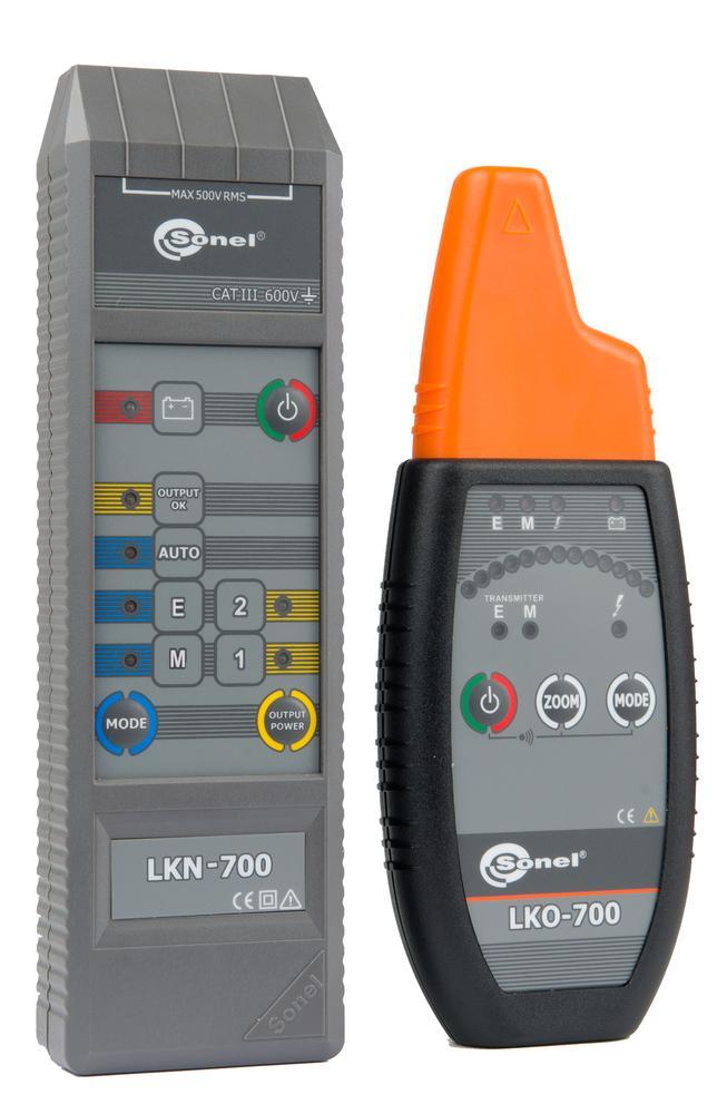 LKZ-700 Lokalizator przewodów i kabli