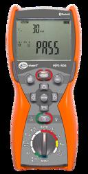 Miernik parametrów instalacji elektrycznych MPI-506